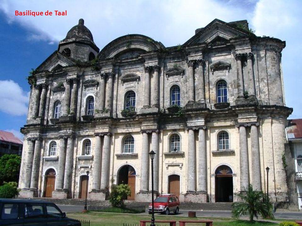 Basilique de Taal
