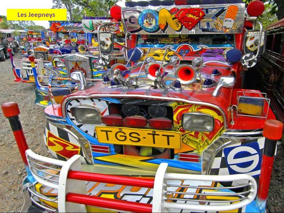 Les Jeepneys