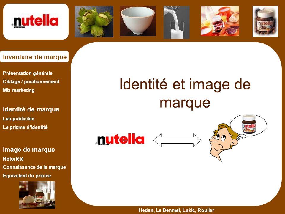 Identité et image de marque