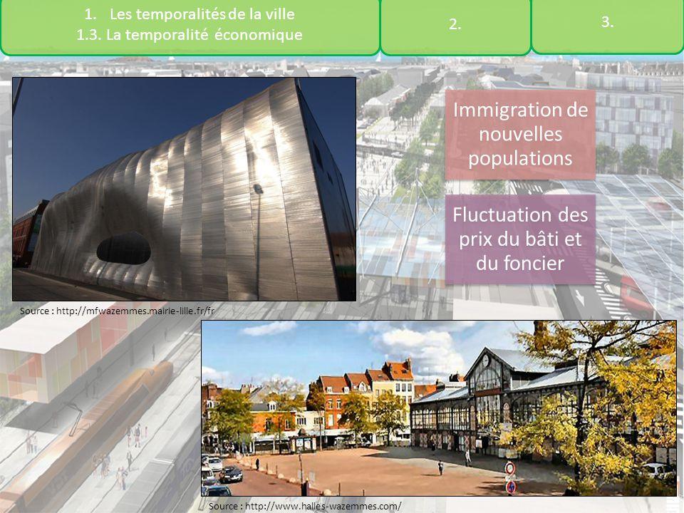 Immigration de nouvelles populations