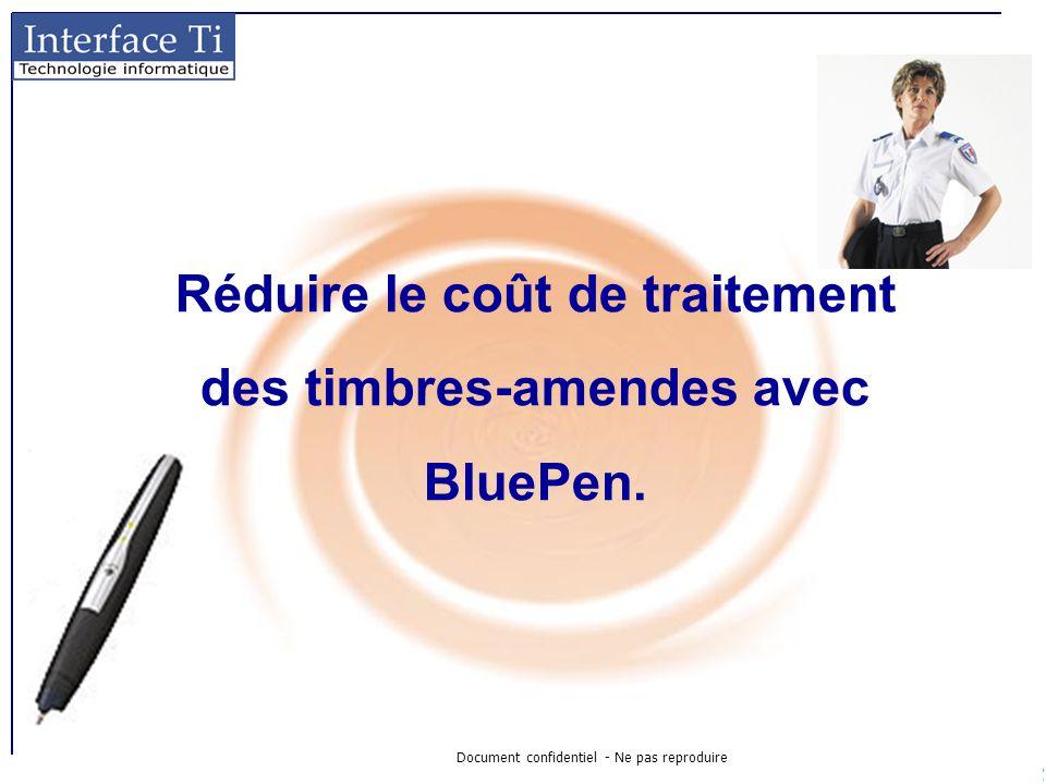 Réduire le coût de traitement des timbres-amendes avec BluePen.