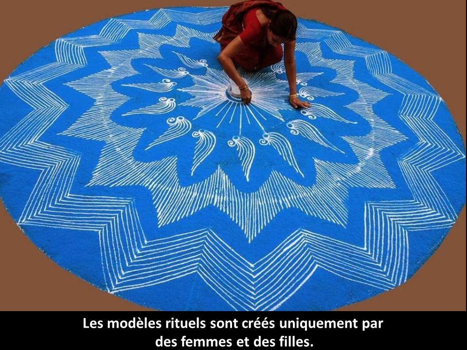 Les modèles rituels sont créés uniquement par