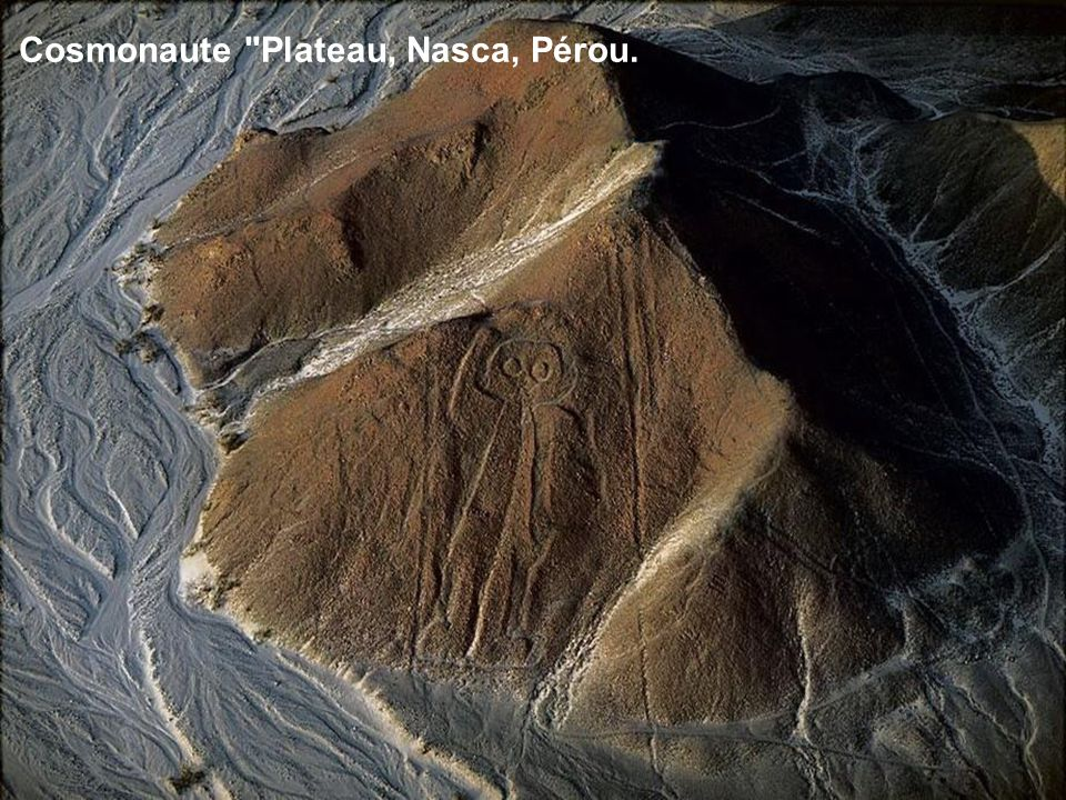 Cosmonaute Plateau, Nasca, Pérou.