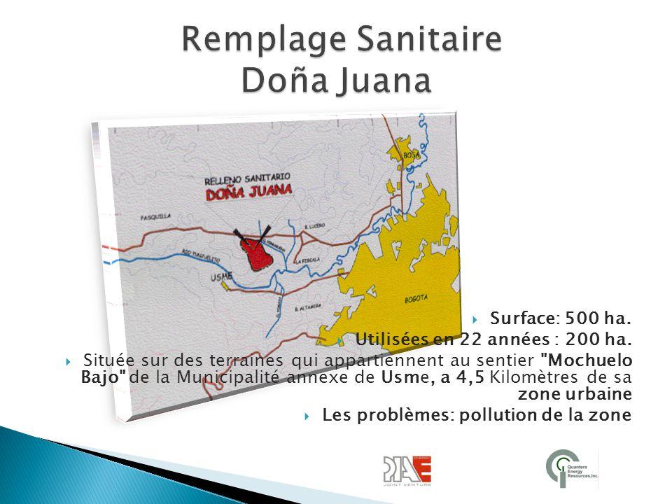 Remplage Sanitaire Doña Juana