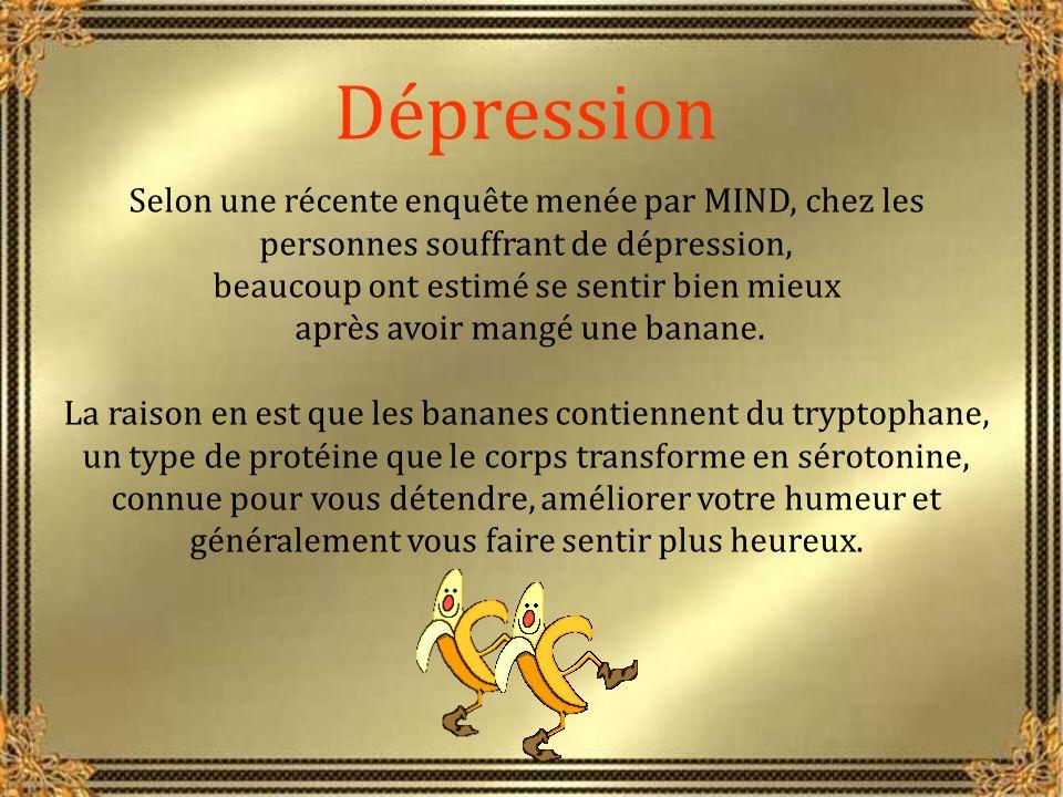 Dépression Selon une récente enquête menée par MIND, chez les personnes souffrant de dépression, beaucoup ont estimé se sentir bien mieux.