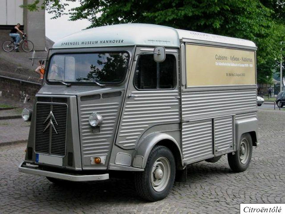 Citroën tôlé