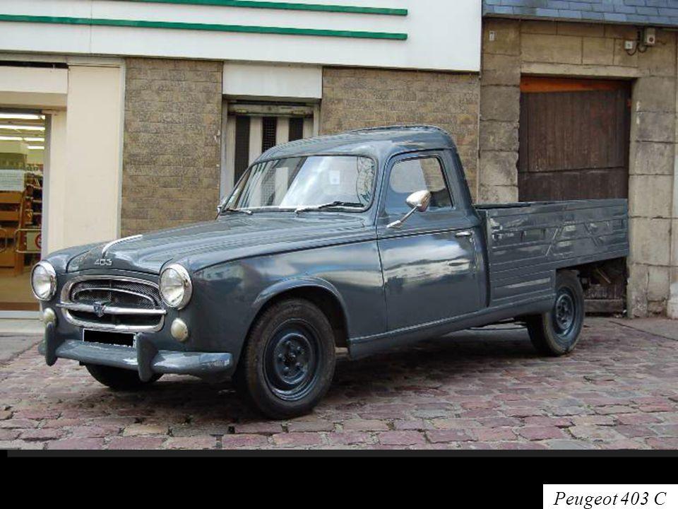 Peugeot 403 C