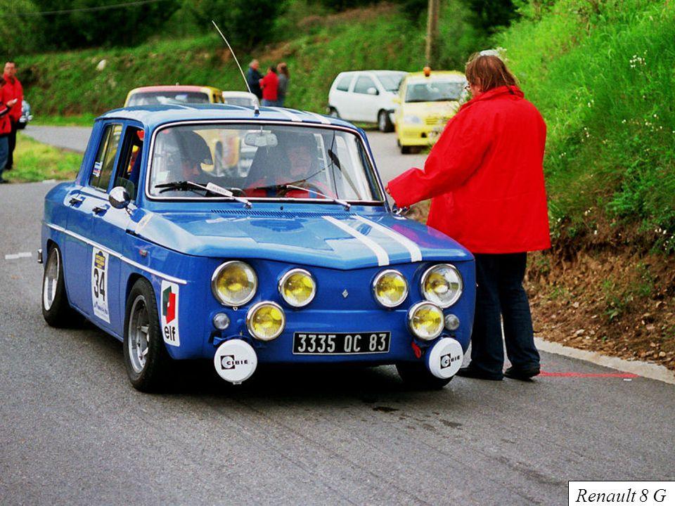 Renault 8 G