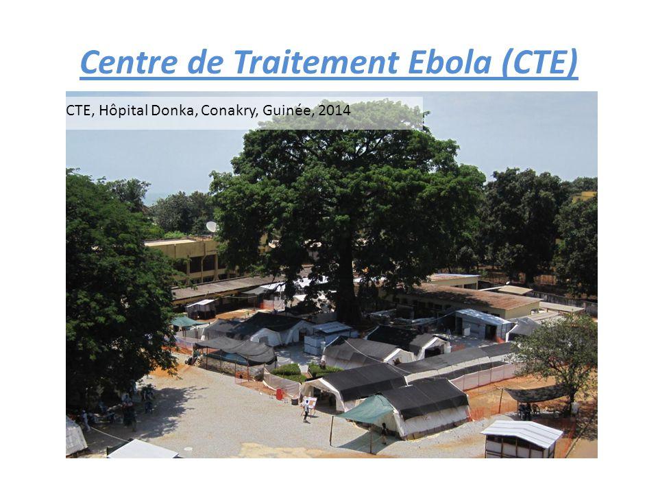 Centre de Traitement Ebola (CTE)