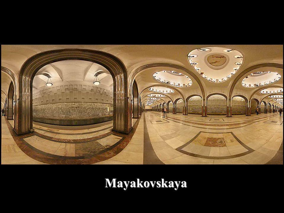 Mayakovskaya