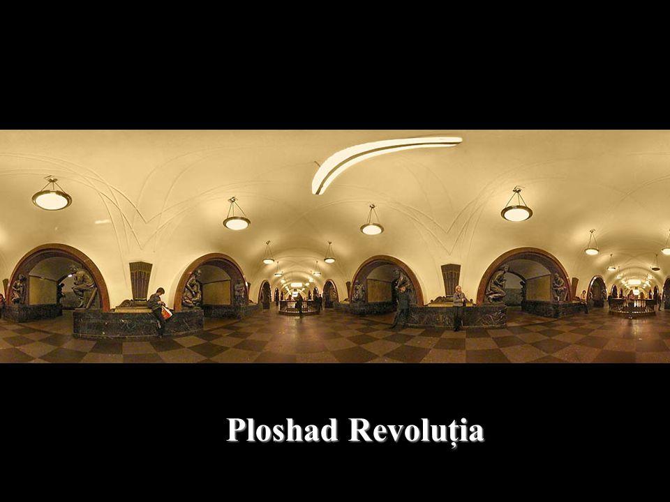 Ploshad Revoluţia