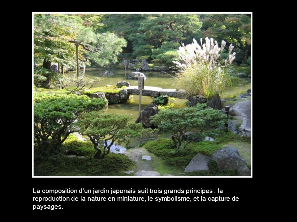Jardins japonais ppt t l charger for Composition d un jardin