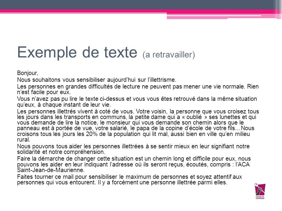 Exemple de texte (a retravailler)