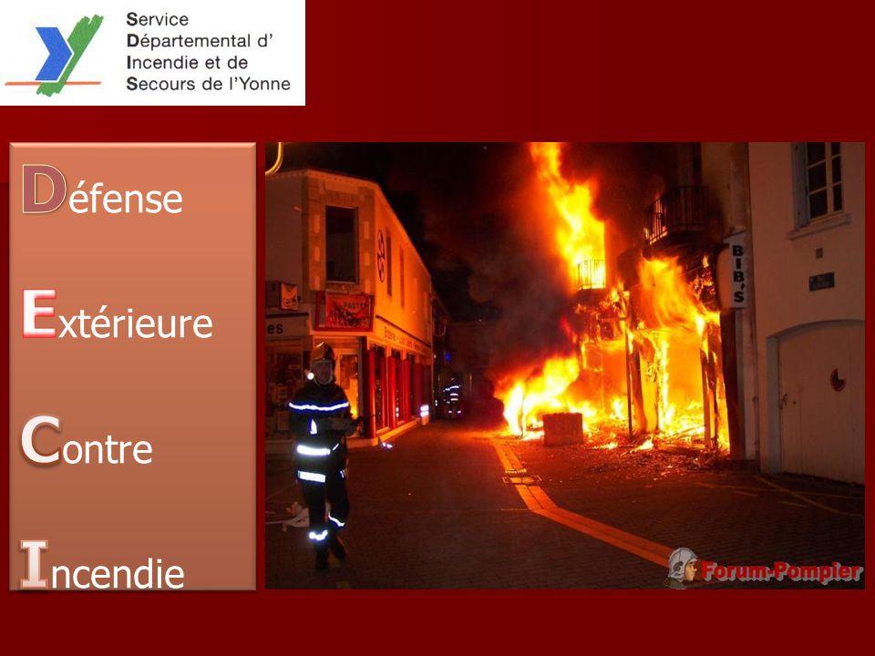 Défense Extérieure Contre Incendie