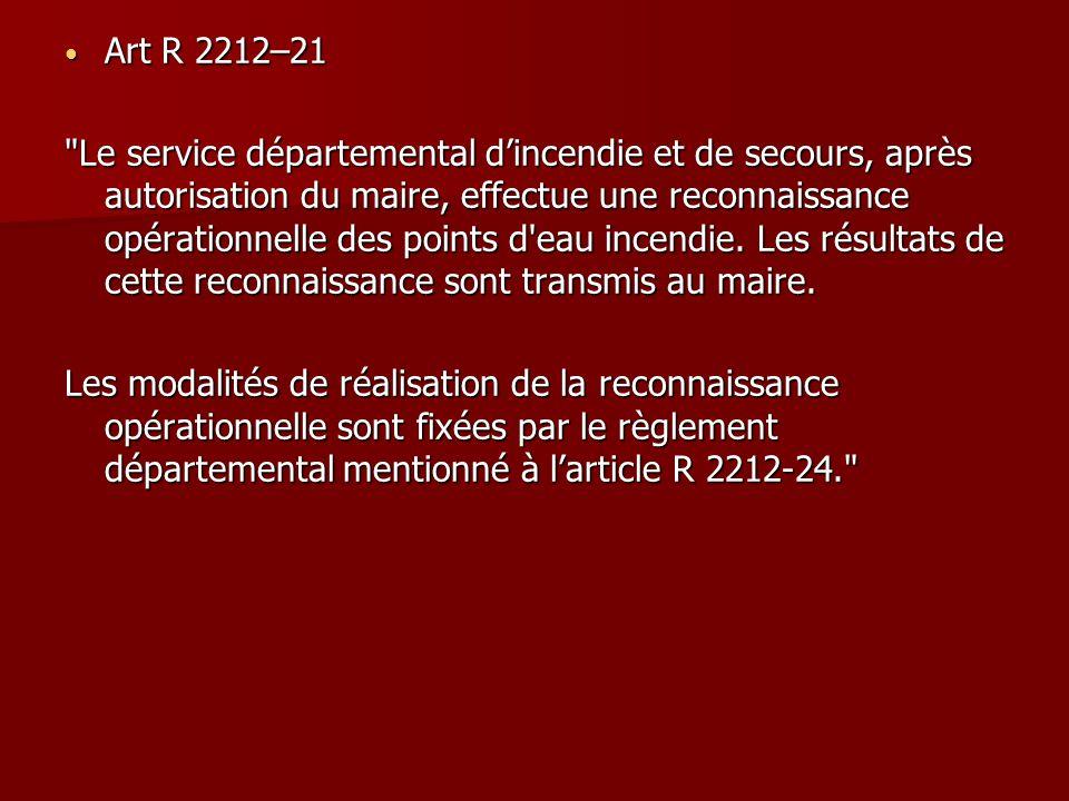 Art R 2212–21