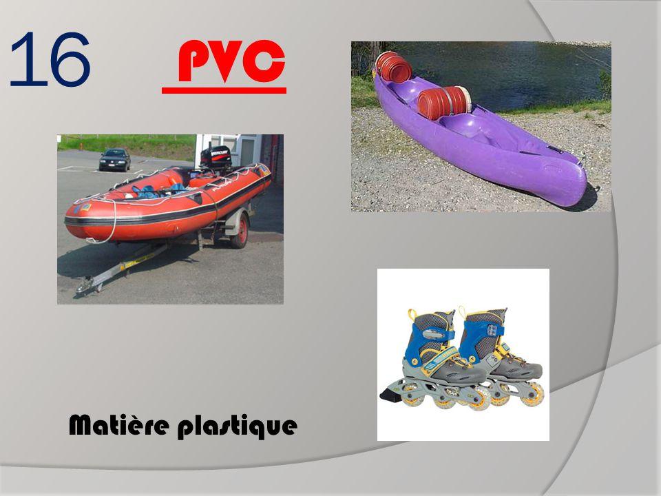 16 PVC Kayak Bateau pneumatique Matière plastique Roues de roller
