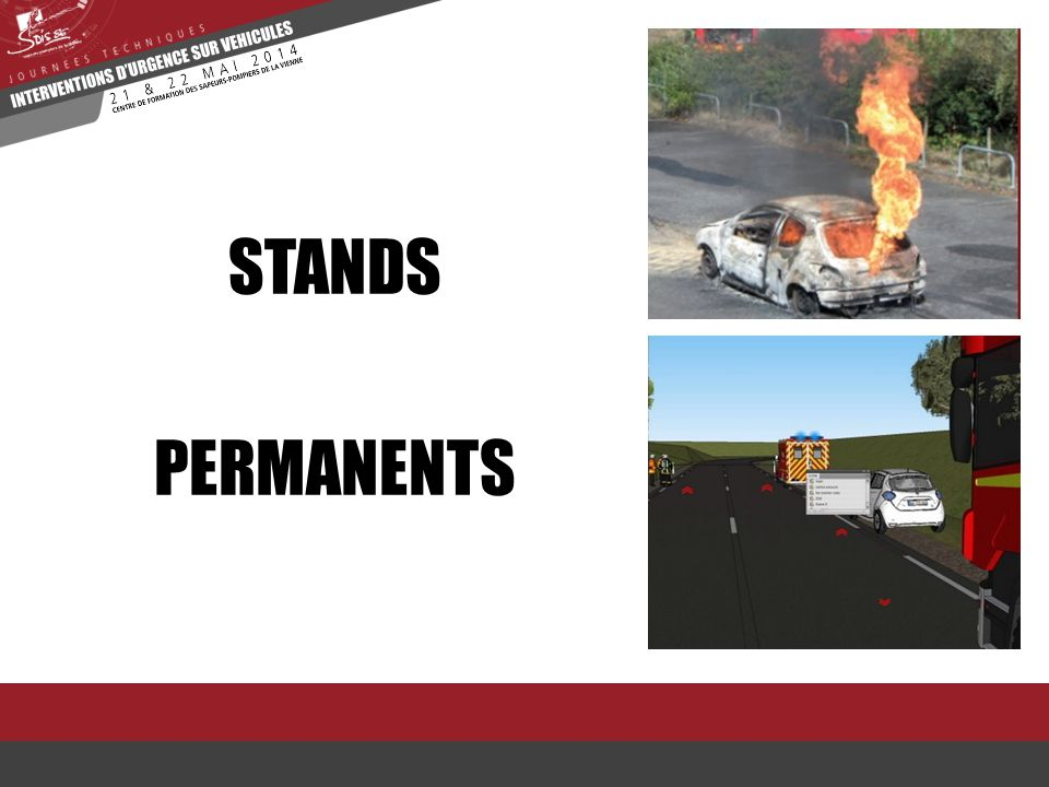 STANDS PERMANENTS