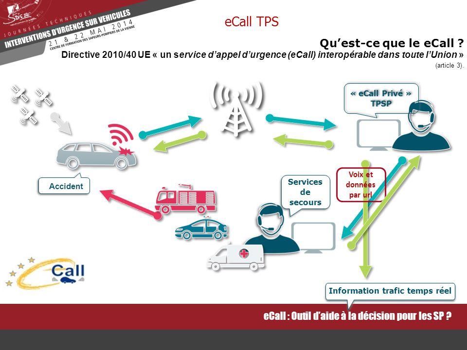 Information trafic temps réel