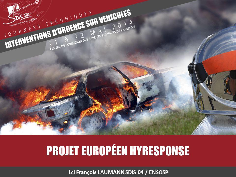 Projet européen Hyresponse