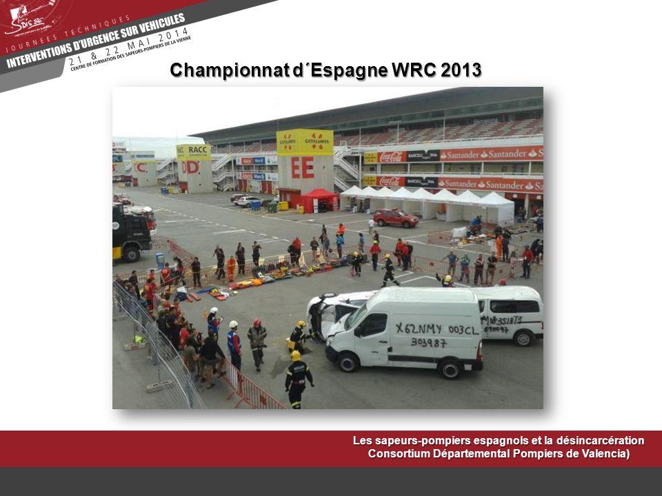 Championnat d´Espagne WRC 2013