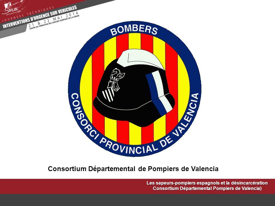 Consortium Départemental de Pompiers de Valencia