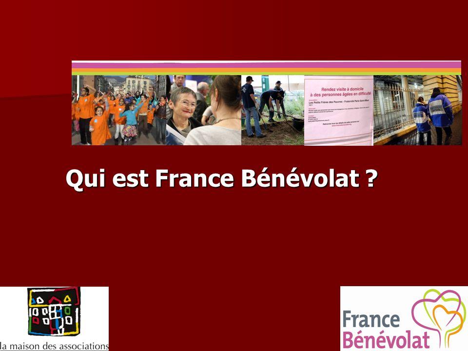 Qui est France Bénévolat