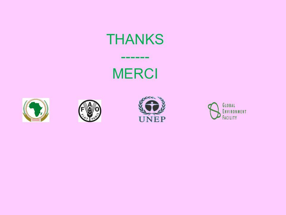 THANKS ------ MERCI