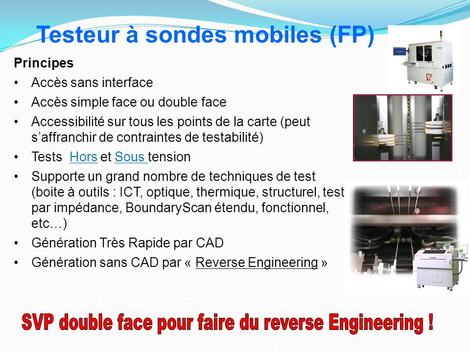 SVP double face pour faire du reverse Engineering !