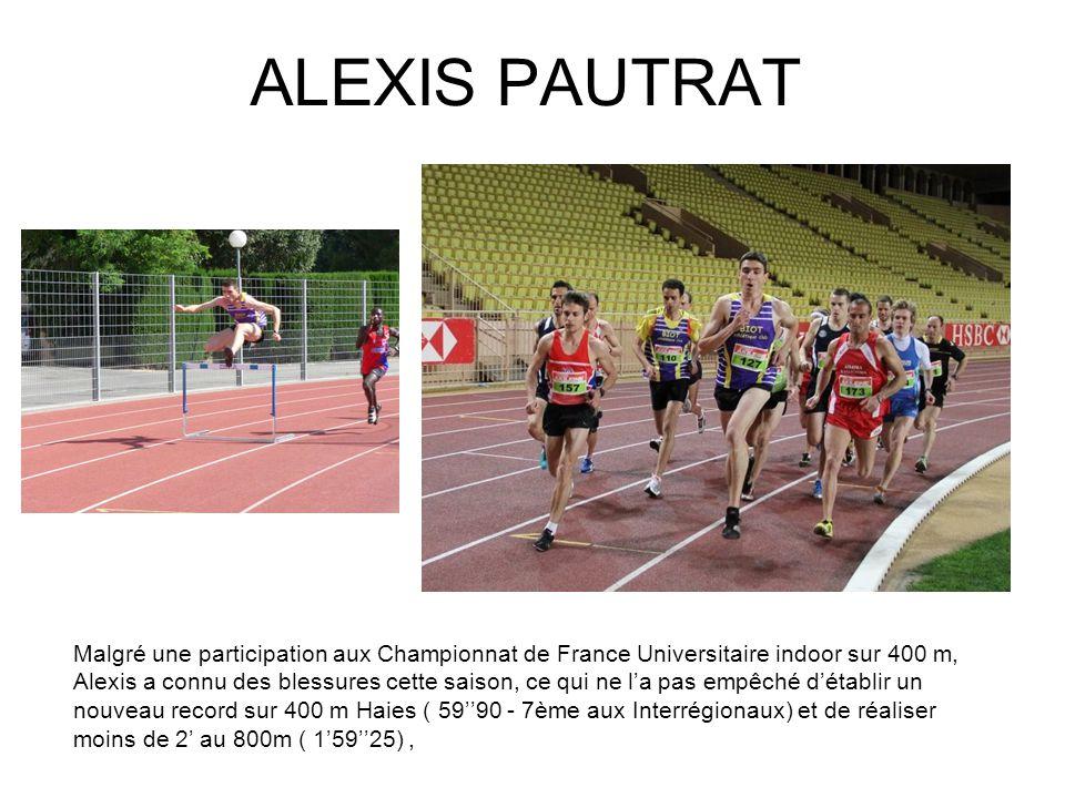 ALEXIS PAUTRAT