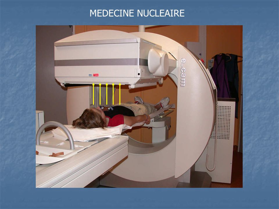 MEDECINE NUCLEAIRE