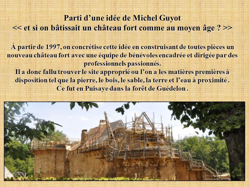 Parti d'une idée de Michel Guyot