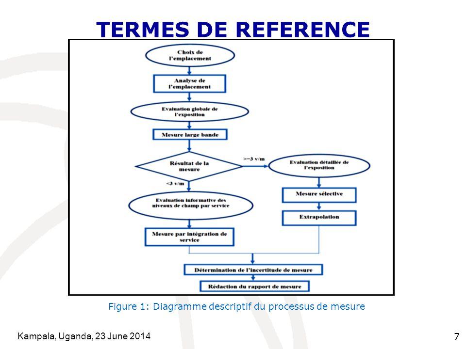 Figure 1: Diagramme descriptif du processus de mesure