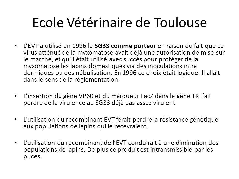 Ecole Vétérinaire de Toulouse