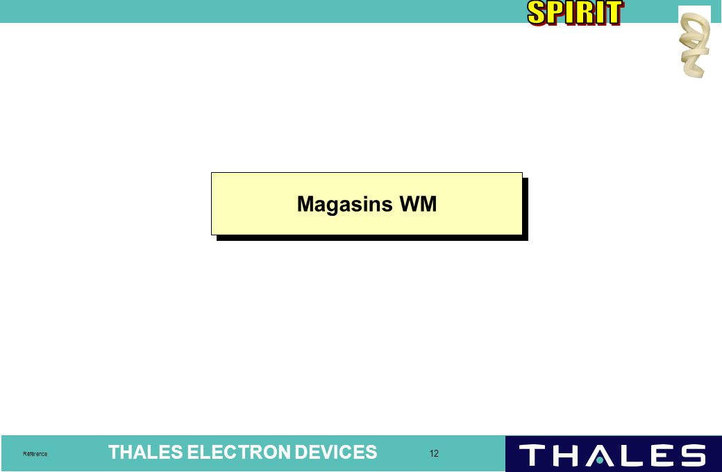 Magasins WM