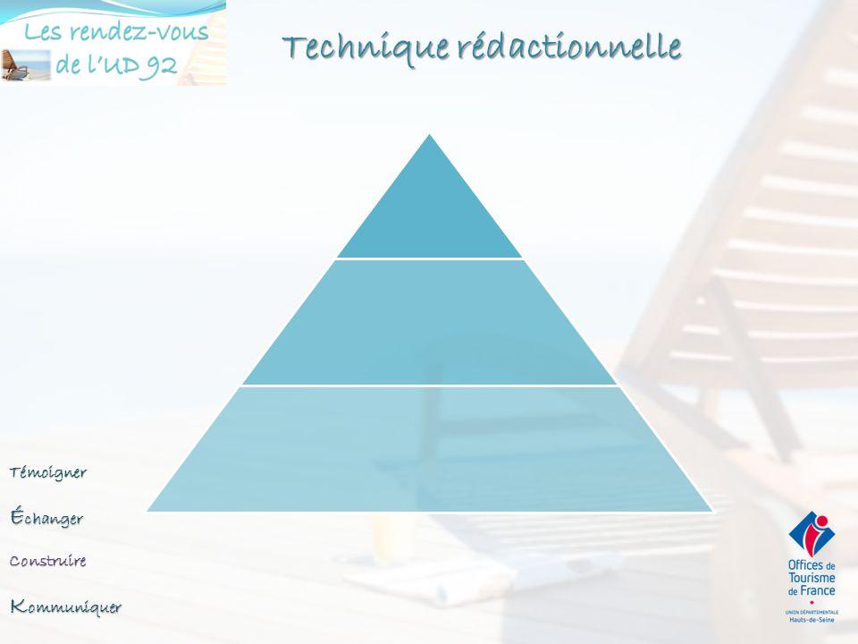 Technique rédactionnelle