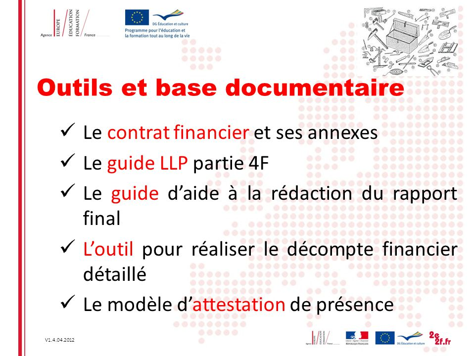 Outils et base documentaire