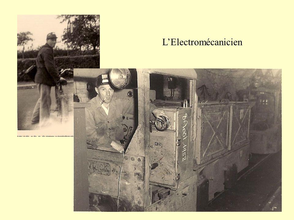 L'Electromécanicien