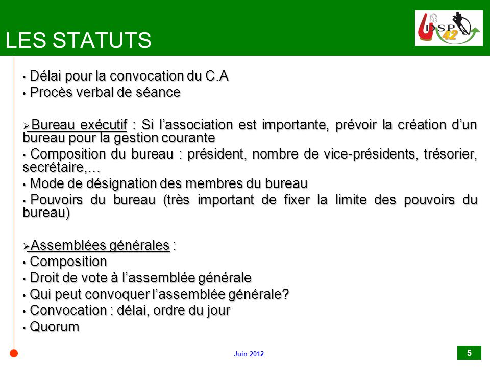 GESTION des ASSOCIATIONS ppt video online tlcharger