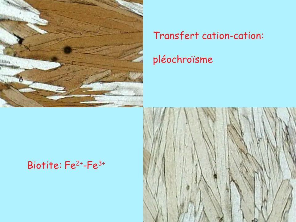 Transfert cation-cation: