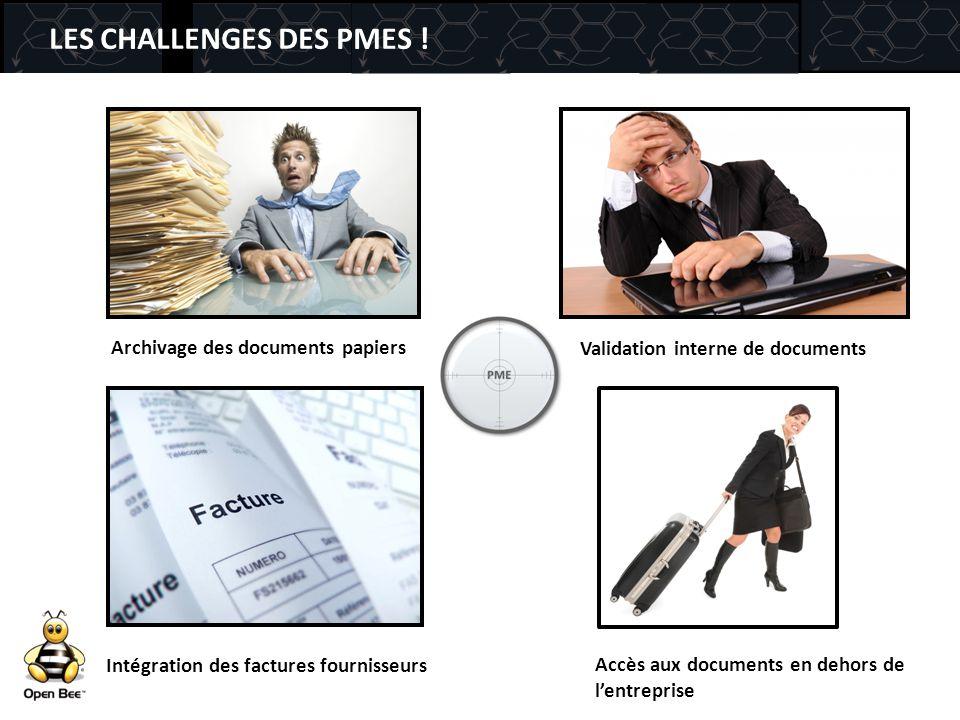 LES CHALLENGES DES PMES !