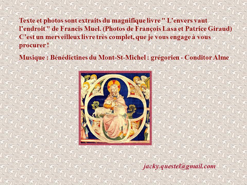 Texte et photos sont extraits du magnifique livre L'envers vaut l'endroit de Francis Muel. (Photos de François Lasa et Patrice Giraud) C'est un merveilleux livre très complet, que je vous engage à vous procurer !