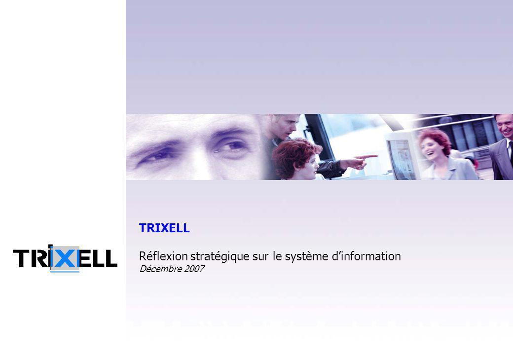 Réflexion stratégique sur le système d'information