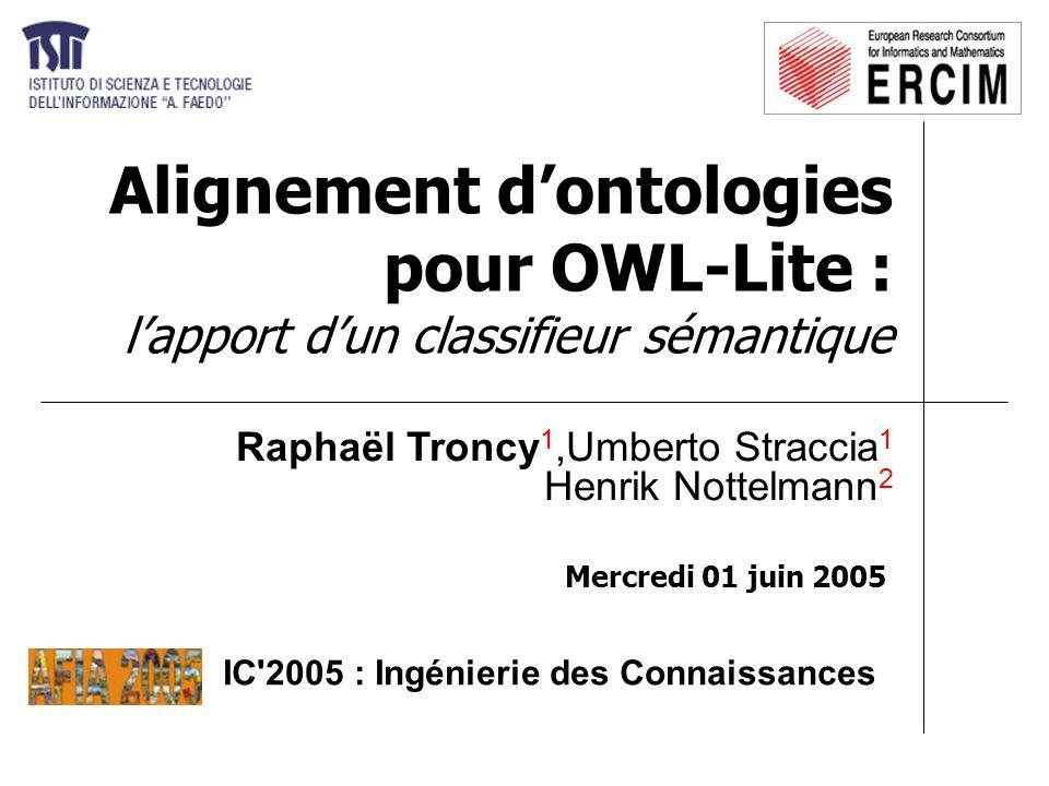 IC 2005 : Ingénierie des Connaissances