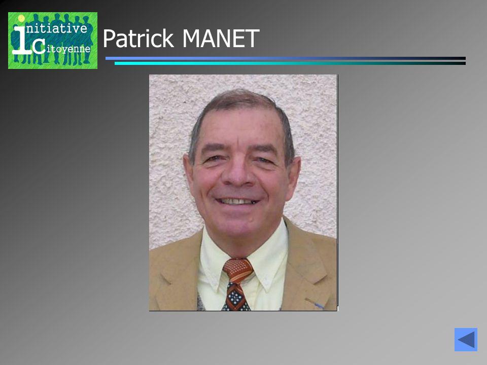 Patrick MANET