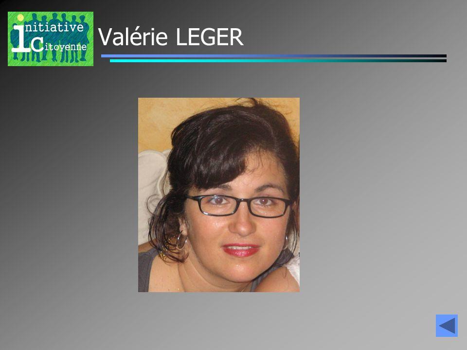 Valérie LEGER