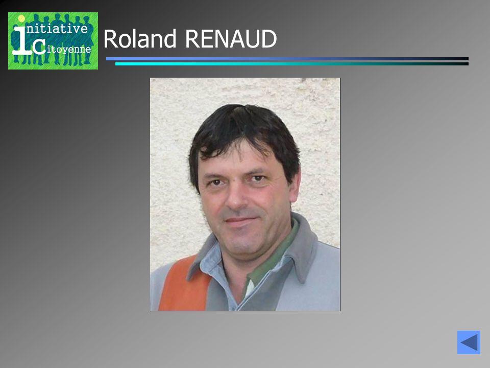 Roland RENAUD