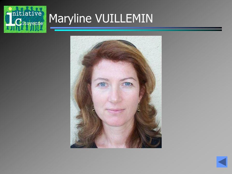 Maryline VUILLEMIN