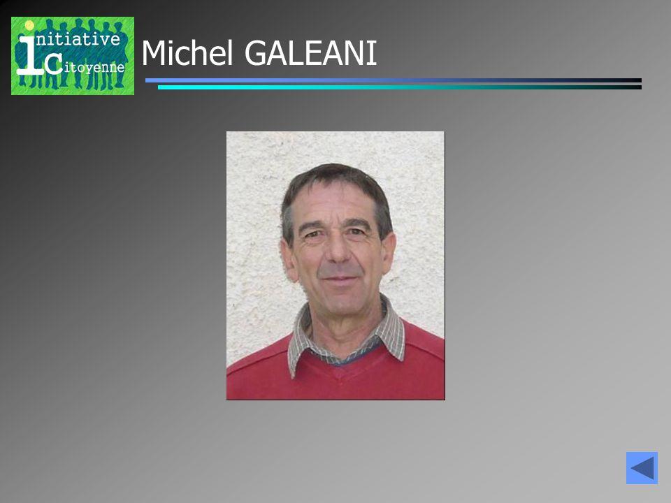 Michel GALEANI