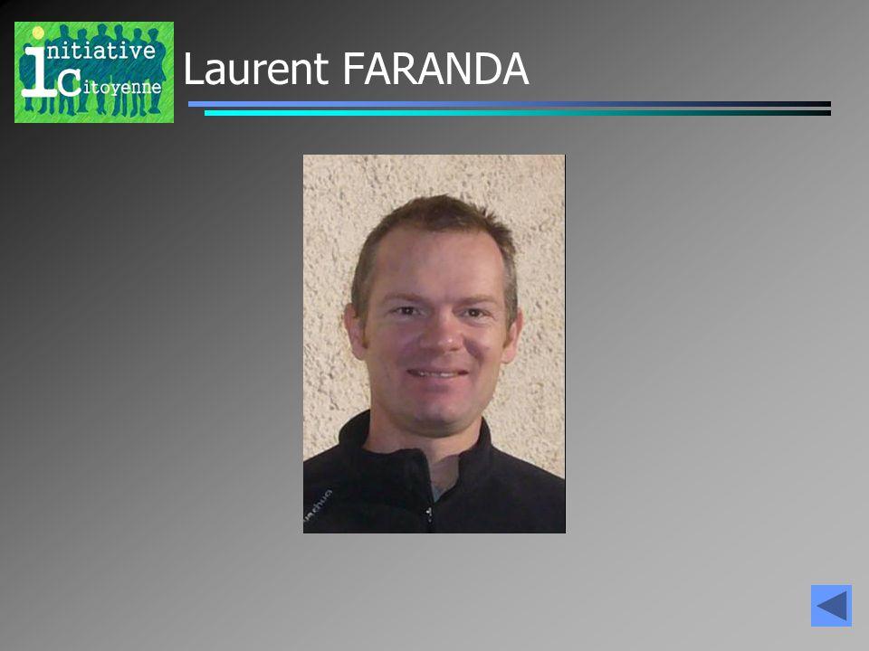 Laurent FARANDA