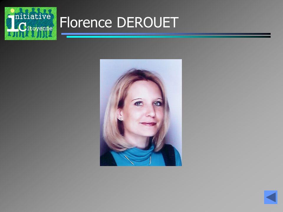 Florence DEROUET